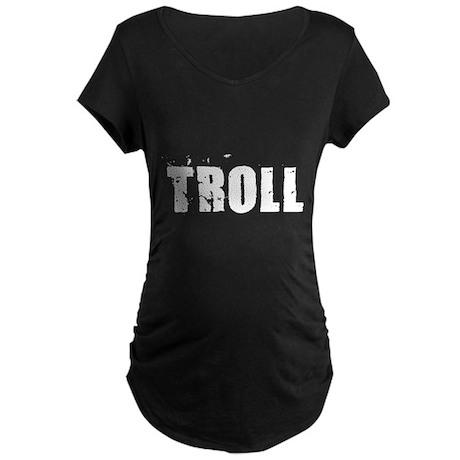 Troll Maternity Dark T-Shirt
