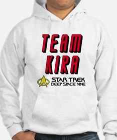 Team Kira Star Trek Deep Space Nine Hoodie