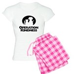 Operation Kindness Logo Women's Light Pajamas