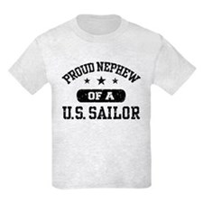 Proud Nephew of a US Sailor T-Shirt