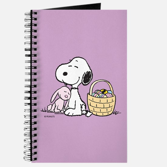 Beagle and Bunny Journal