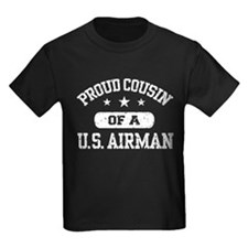Proud Cousin of a US Airman T