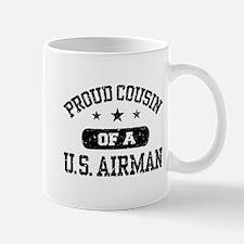 Proud Cousin of a US Airman Mug