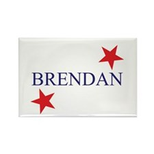 Brendan Rectangle Magnet