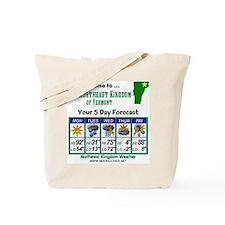 Northeast Kingdom Weather -Tote Bag