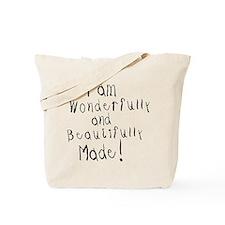 Unique Marjorie Tote Bag