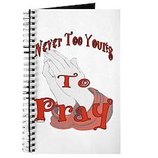 Cute Pray me Journal