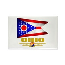Ohio Pride Rectangle Magnet