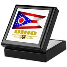 Ohio Pride Keepsake Box