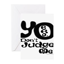 Funny Judge Greeting Cards (Pk of 20)