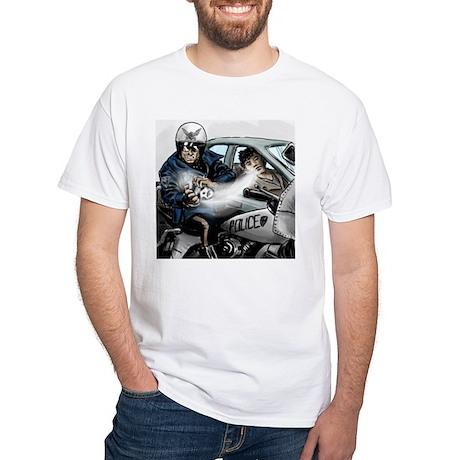 Soul Crusher White T-Shirt