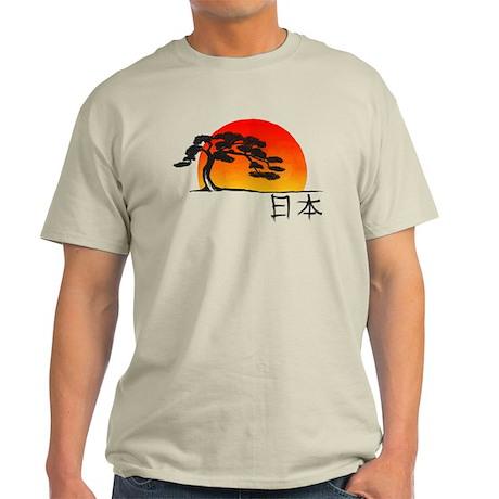 Vintage Japanese Bonsai Light T-Shirt