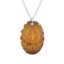 Canada Souvenir Varsity Necklace