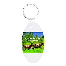 Mule Keychains