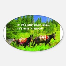 Mule Decal