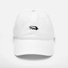 Honey Badger Doesn't Care Baseball Baseball Cap