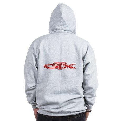 Plymouth GTX Zip Hoodie