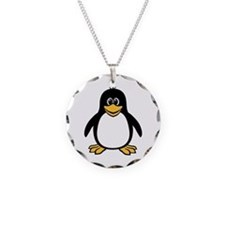 Funny Penguin Necklace