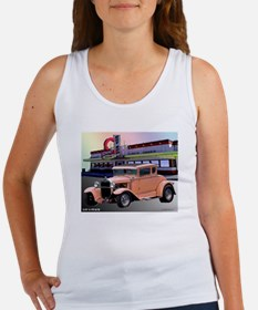 Eat-A-Peach Women's Tank Top