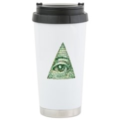 ALL Seeing EYE XT Travel Mug