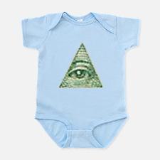 ALL Seeing EYE X™ Infant Bodysuit