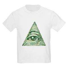 ALL Seeing EYE X™ Kids Light T-Shirt