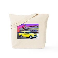 Nomad Land Tote Bag