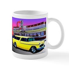 Nomad Land Coffee Mug