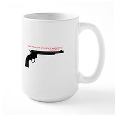 Wyatt Earp Quote Mug