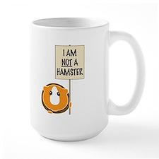 I am Not a Hamster Coffee Mug