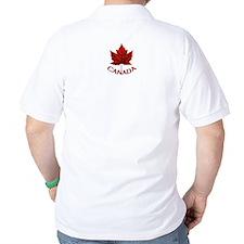 Canada Polo Shirt Canada Maple Leaf T-Shirt