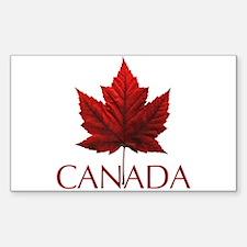 Canada Sticker (Rectangle)