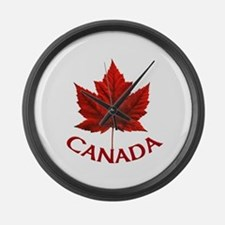Canada Large Wall Clock