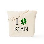 """I Heart/Luck Ryan"" Tote Bag"