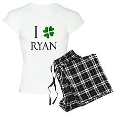 """""""I Heart/Luck Ryan"""" Pajamas"""