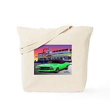 '71 Challenger Tote Bag