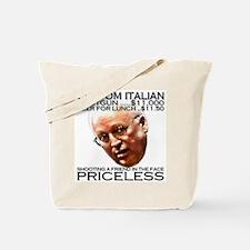 Cheney Shooting Tote Bag