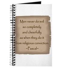 Pascal Quote Journal