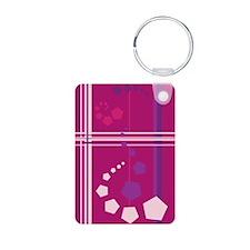 Pentagons taste like Grape Soda Keychains