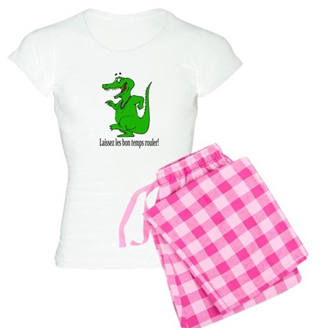 Good Times Roll Women's Light Pajamas
