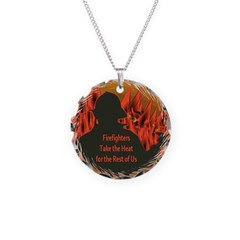 Firefighters Necklace
