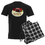 Tax Day Men's Dark Pajamas