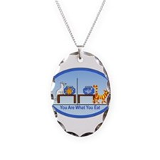 What You Eat Necklace