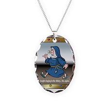 Singing Nun Necklace