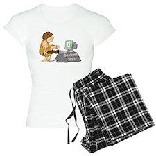 Caveman Pajamas