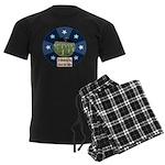 Veterans Day Men's Dark Pajamas