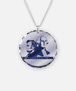 President's Day Necklace