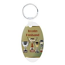 Honor Dad Keychains