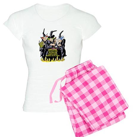 Macbeth1 Women's Light Pajamas