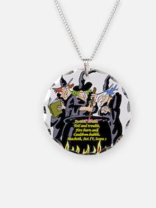 Macbeth1 Necklace